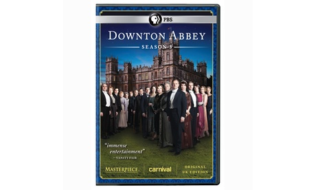 Masterpiece: Downton Abbey Season 3 DVD (U.K. Edition) 4428d976-7154-4d93-b28b-f6c51c72b37f