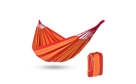 Portable Cotton Brazilian Double Hammock 244d78b8-bdec-4271-bba5-5dd989893508