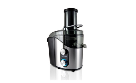 Pyle Home PKJC40 Nutrichef Juice Extractor Kitchen Juicer photo