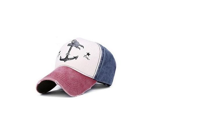 Multi-Color  Men Women Baseball Cap Sun Outdoor Snapback Hat