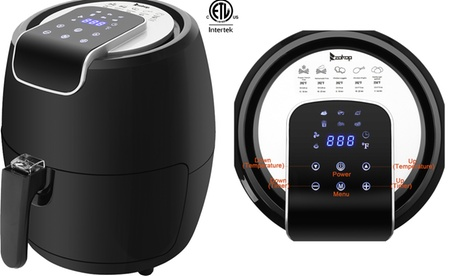 Making Fifty kinds Of Food With An 120V1500W 3.7QT/3.5L Computer Model Air Fryer photo