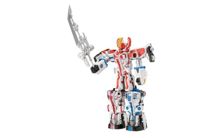 Power Rangers Operation Overdrive Triple Transforming Megazord - Set A 968679a2-dc2b-411b-9e41-6252543403f8
