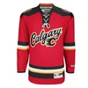 Calgary Flames Reebok Edge NHL Premier 3rd Jersey