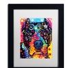 Dean Russo 'Junior' Matted Framed Art