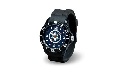 Rico Sparo WTSPI4901 MLB Seattle Mariners Spirit Watch e06fae40-fd33-4a27-b92e-dbfc2e83b155