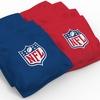 TTXL Shield V Logo NFL- Detroit Lions