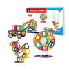 Magical Magnets Toy Stacking 98(B) Pc STEM Construction Set for Kids