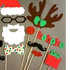 Holiday Photo Booth Prop Kit