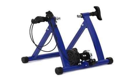 Magnet Bike Trainer Indoor Exercise Adjustable 5/7 Magnetic Resistance f3beb2f8-1b99-4071-8506-0fc8f9854a50