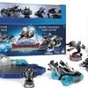 Skylanders SuperChargers Dark Edition Starter Pack for PlayStation 4
