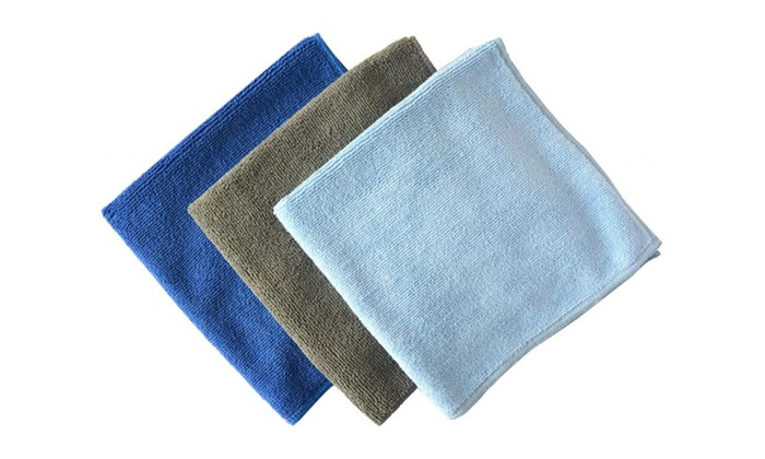 Microfiber Car Cleaning Cloths Kitchen Dish Car Wash Towel Absorbent