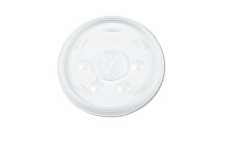 Dart 16SL Plastic Lids- for 16-oz. Hot/Cold Foam Cups- Slip-Thru Lid 7b1a7a84-76d5-4557-b963-720f711bff11