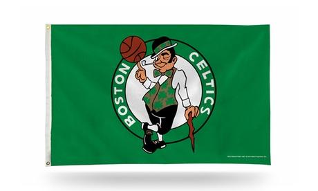 NBA 3'x5' Banner Flag c60d0dbf-8c31-40d7-b5b0-12cf4e7f7996