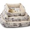Pet Fleece Cushion Pet Bed