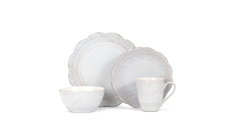 Pfaltzgraff Elle 16 Piece Dinnerware Set f355dff8-69d4-46b4-adc7-323584b5a76c