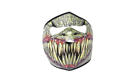 Skull Full Face Mask Reversible Warm Headwear for Ski Motorcycle Snow 11aae805-7026-4c8b-8411-e622464856b7