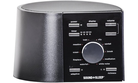 Sound and Sleep Therapy Machine 9cec61c4-41a2-494a-876c-586467fc8d5b