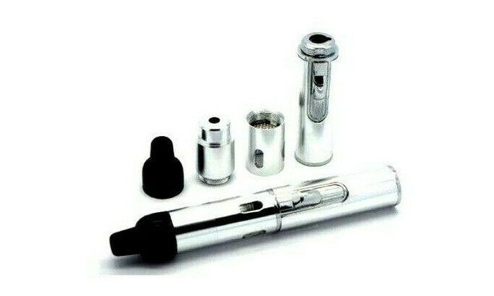 Up To 43% Off on Butane Click-N-Vape Gas Dry H    | Groupon