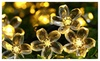 UNU: 2-Pack 50 Solar Powered LED Flower Fairy Lights