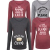 Women's Mom To Be Belly Laughs Maternity Tee