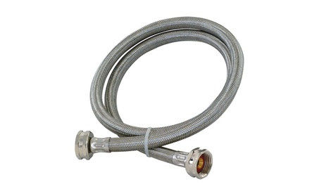 Certified Appliance WM96SS Braided StainlessSteel Washing Machine Hose photo