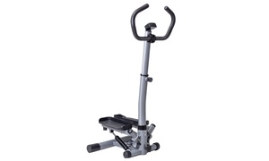 Twister Stepper with Handle Bar Step Machine Fitness Exercise Workout