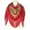 Brand Floral Printed Shawl Wrap Woman scarves