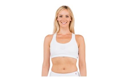Women's Racerback Lightweight Mesh Sports Bra 4015