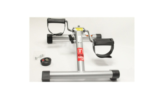 pedal exerciser under desk elliptical bike leg fat loss folding cycle