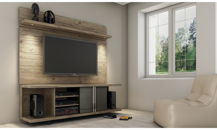 new arrivals 6aef3 9c035 Park 1.8 Floating Wall TV Panel