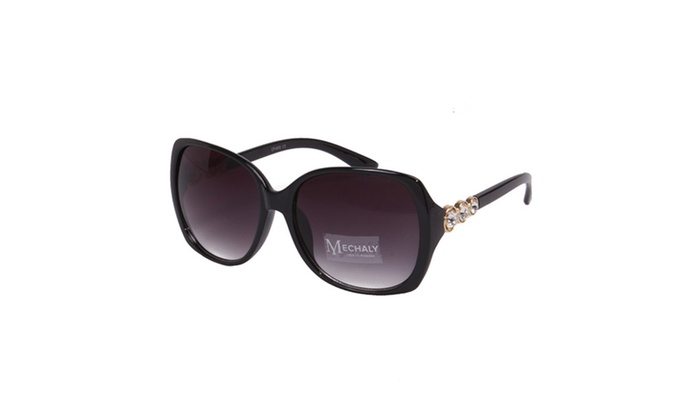 Mechaly Rectangke Style Women's Sunglasses – 100% UV Protection