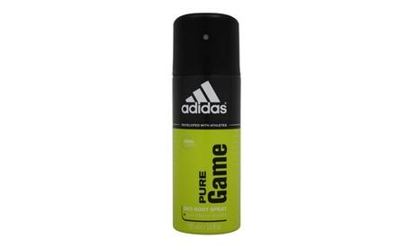 Adidas Adidas Pure Game Men 5 oz Deodorant Spray 439082eb-798a-4ef1-8c7d-a51a936c5003