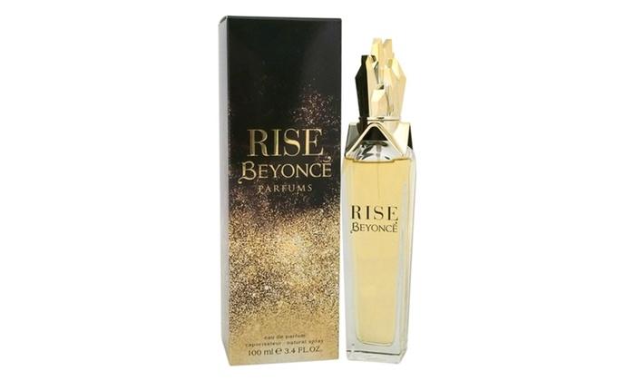Beyonce Rise Eau De Parfums Spray For Women 34 Oz Groupon