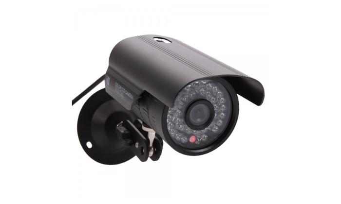 1/3″ CMOS 1200TVL 36-LED Outdoor Waterproof Infrared Security Camera