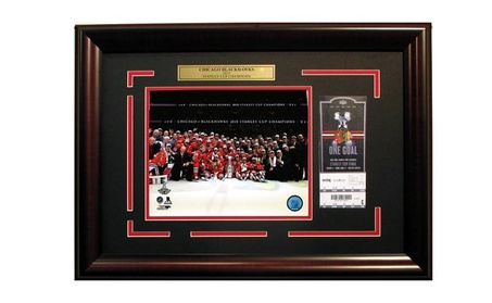 Chicago Blackhawks 2015 Stanley Cup Champions Team 8x10 Framed 36cf2a22-acdc-42ff-92c3-4d0a8cf39e3a