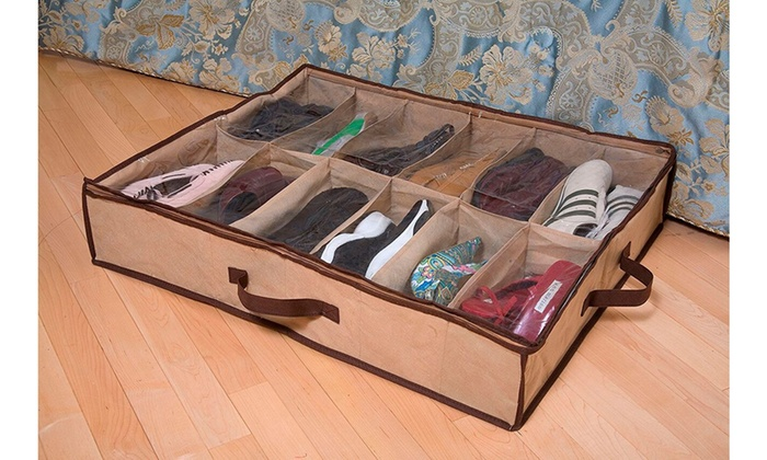 Up To 57% Off On Home Storage Household Shoe B... | Groupon ...