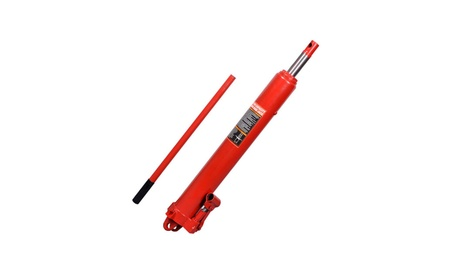 New 8 T Long Manual Hydraulic Ram Jack Engine Lift Hoist Cherry Picker c9e3243c-67ba-4765-8b48-f309c1111582