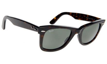 9f161cc4f47 Ray-Ban Wayfarer Tortoise Unisex Sunglasses RB2140-902-54