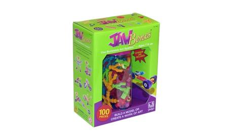 Jawbones Construction Toy - 100 Piece Set 0efffb51-5588-4dc7-9192-bc01e14291a0