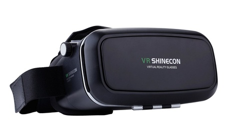 VR Shinecon Virtual Reality 3D Glasses Goggles for Apple / Android NEW a3ad96bf-00e6-4e87-bc85-bed9d8196d9c