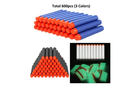 Kids Toy Gun Refill Bullet Darts For Nerf Strike Elite Series Blasters 46ed5fcc-2760-4b2f-9fd8-1c6892b0094b