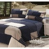 Quilt 100% Cotton Patchwork 3 Pieces Bedding Set-Queen Size