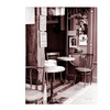 Kathy Yates Paris Cafe Canvas Print