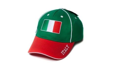 Kimmy Shop 30347045 World of Sports Cap - Italy