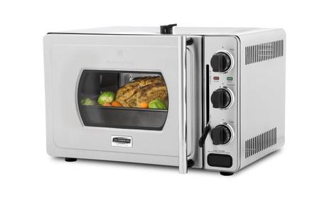 Wolfgang Puck Pressure Oven Original 29-Liter Stainless Countertop 00747753-569c-445c-88b0-e2f39177fc40