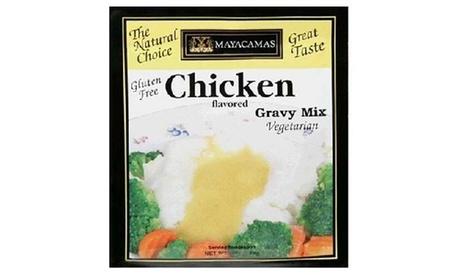 Mayacamas BG15702 Mayacamas Chicken Gravy Mix GF - 12x0.75OZ