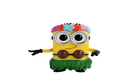POP Movies: Despicable Me 2 - Hula Minion Action Figure 2a23eb16-9ff5-479b-8168-76d0ce194274