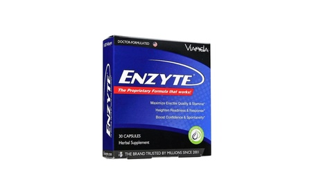Enzyte, The Once-Daily Capsule for Natural Male Enhancement f728cf7c-64bf-4b61-b098-125e309f486e