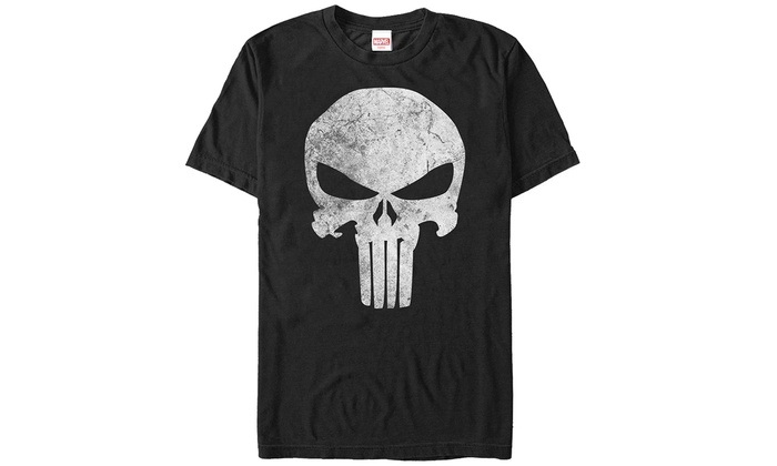 21f692ca6201d0 Up To 58% Off on Marvel Men's Punisher Retro S... | Groupon Goods