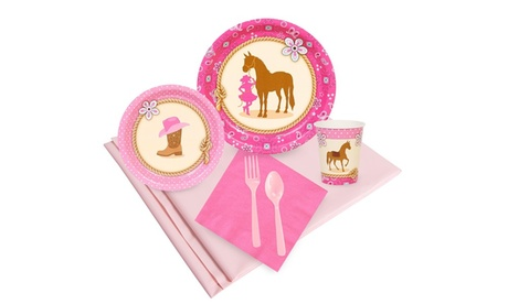 Western Cowgirl 16 Guest Party Pack 5ff2c510-b97f-4e3f-965d-4adf8a0614a3